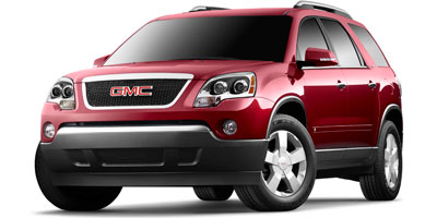 Used 2009 GMC Acadia SLT1