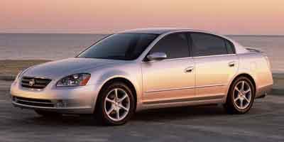 Used 2003 Nissan Altima S