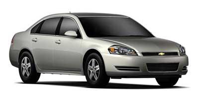 Used 2010 Chevrolet Impala LS