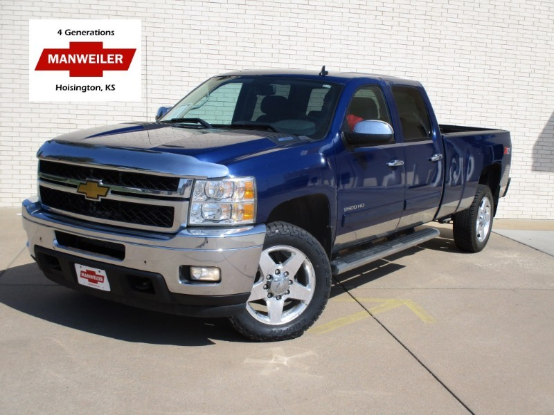 Used 2013 Chevrolet Silverado 2500HD LT