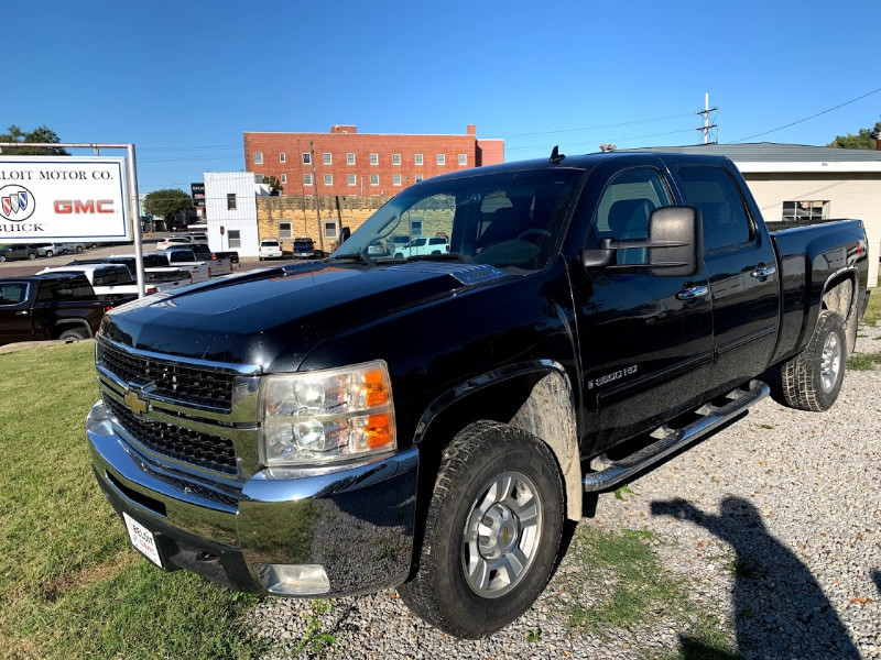 Used 2009 Chevrolet Silverado 2500HD LTZ