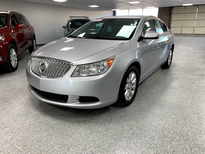 Used 2012 Buick LaCrosse Convenience