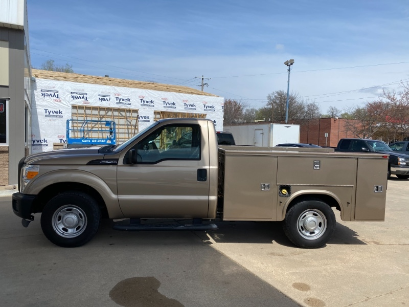 Used 2014 Ford Super Duty F-250 SRW XL