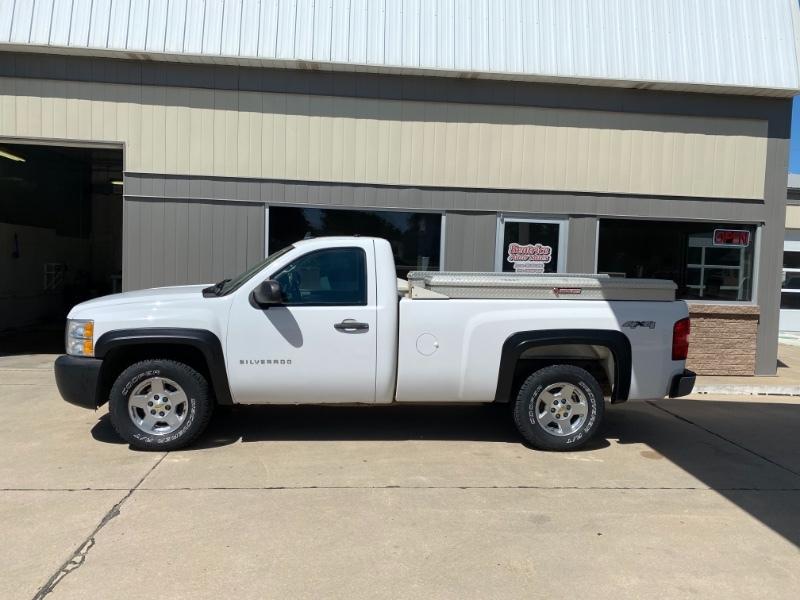 Used 2012 Chevrolet Silverado 1500 Work Truck