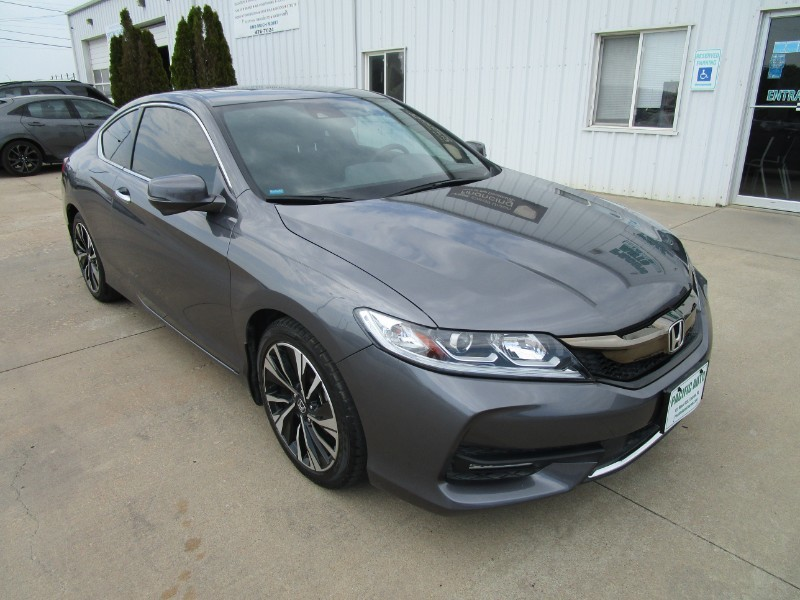 Used 2016 Honda Accord Coupe EX