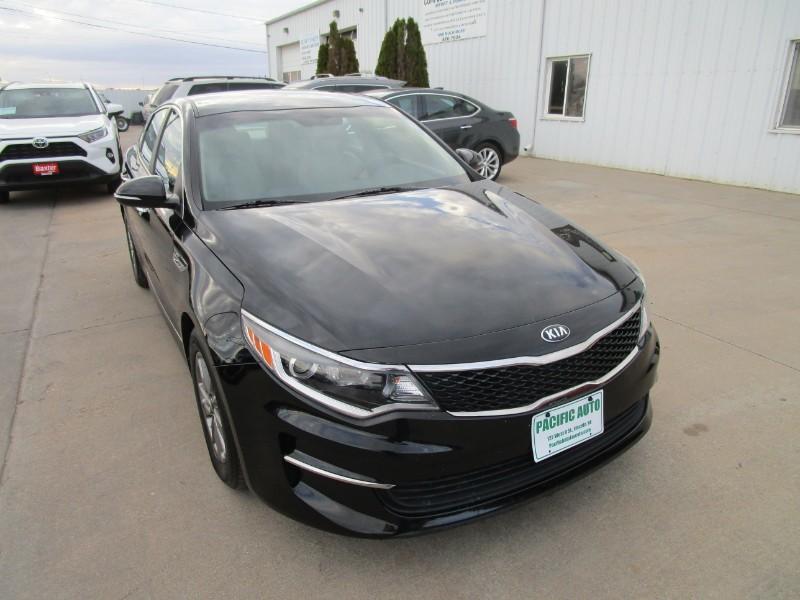 Used 2016 Kia Optima LX Turbo