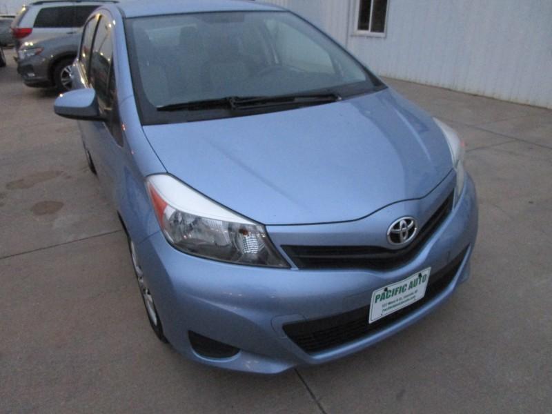 Used 2014 Toyota Yaris LE