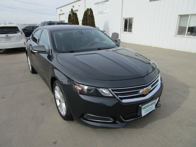 Used 2015 Chevrolet Impala LT