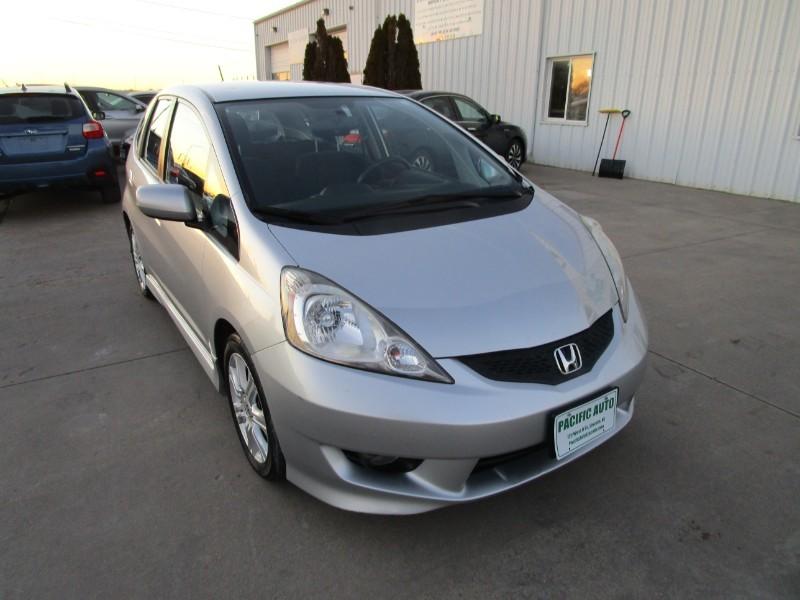 Used 2011 Honda Fit Sport