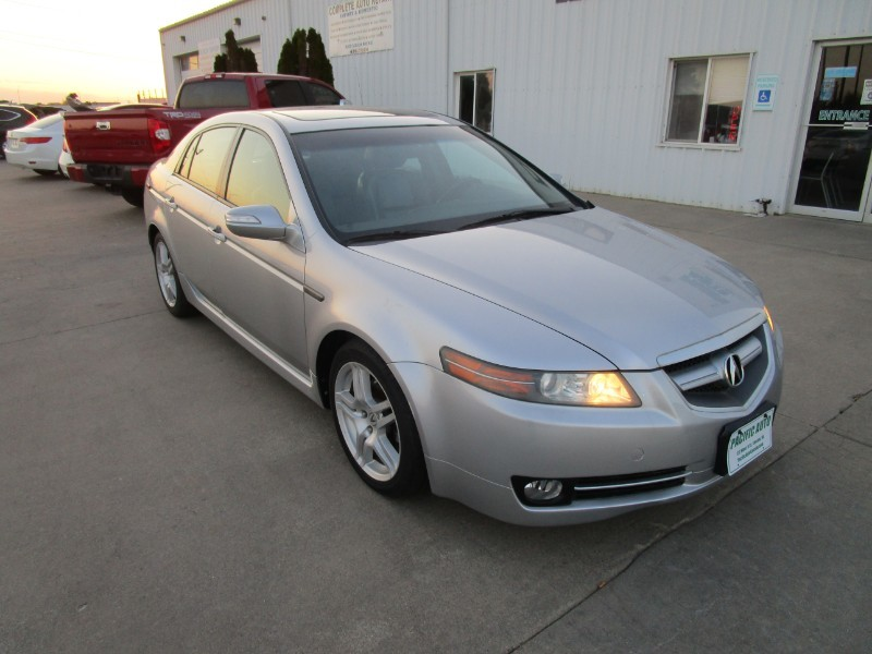 Used 2008 Acura TL Nav