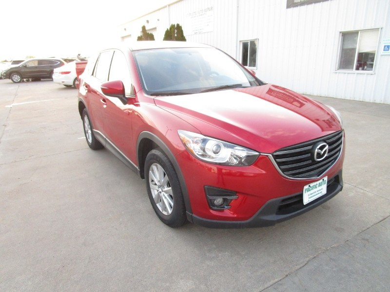 Used 2016 Mazda CX-5 Touring