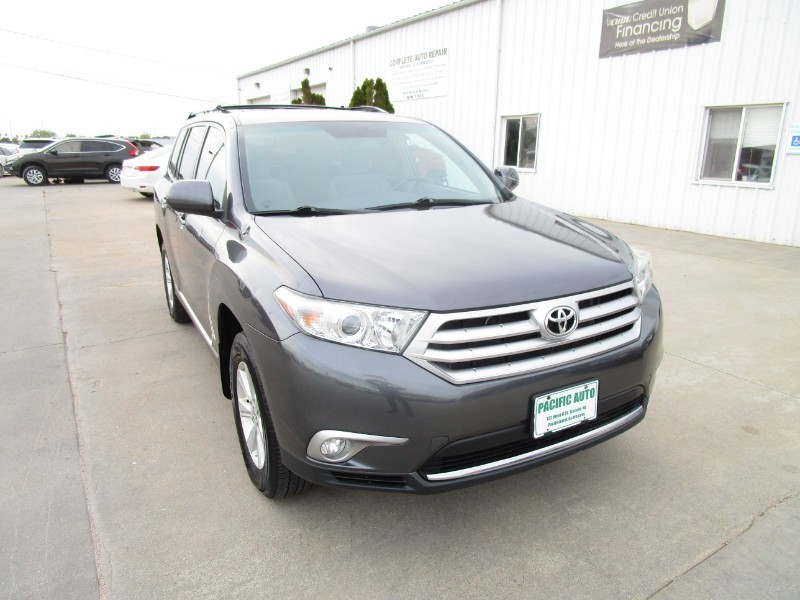 Used 2011 Toyota Highlander Base