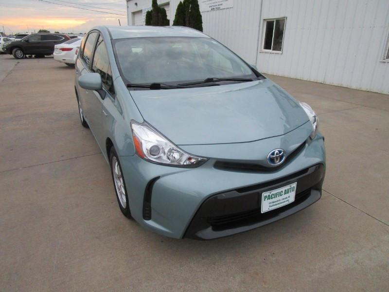 Used 2016 Toyota Prius v Two