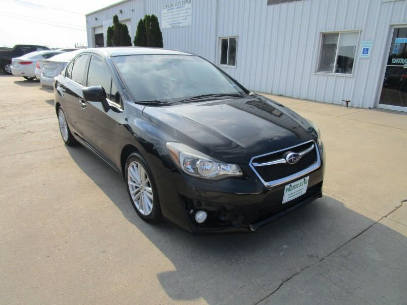 Used 2015 Subaru Impreza Sedan Premium