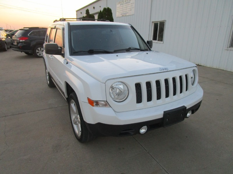 Used 2015 Jeep Patriot High Altitude Edition