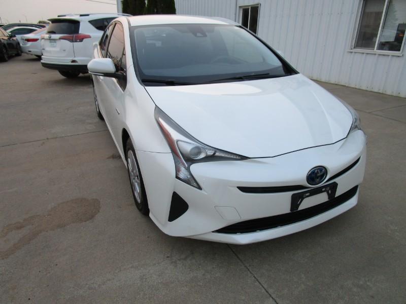 Used 2017 Toyota Prius Two Eco