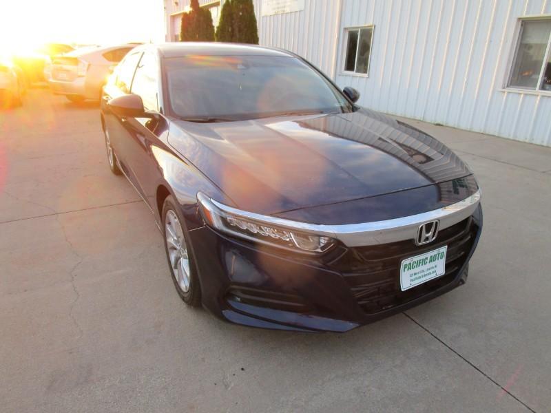 Used 2019 Honda Accord Sedan LX 1.5T