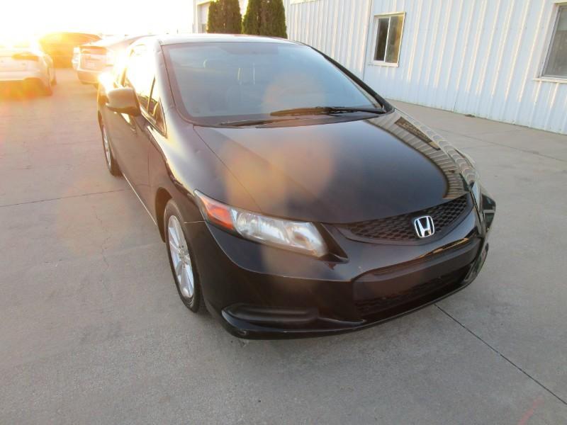 Used 2012 Honda Civic Cpe EX