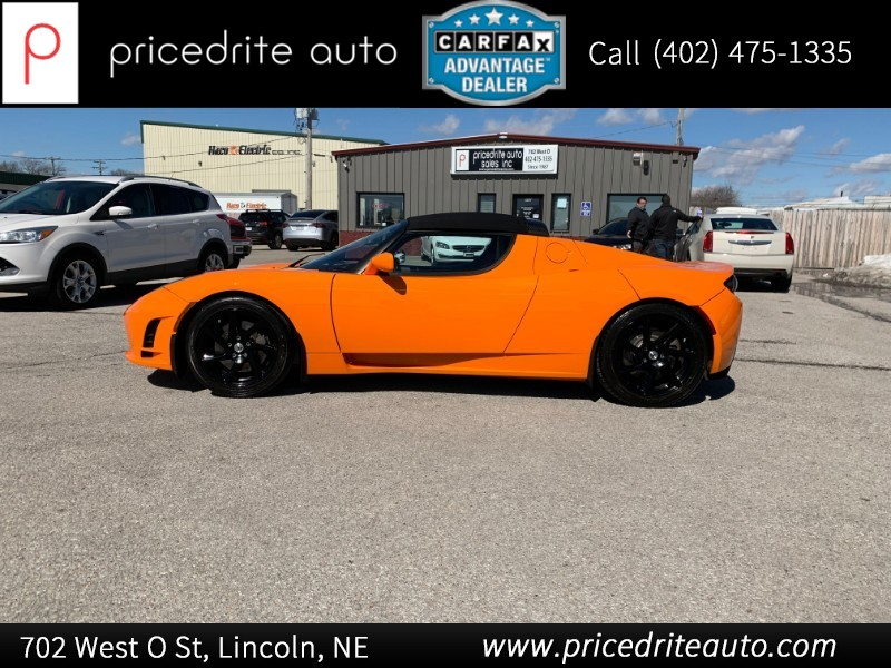 Used 2011 Tesla Roadster 2.5 Sport
