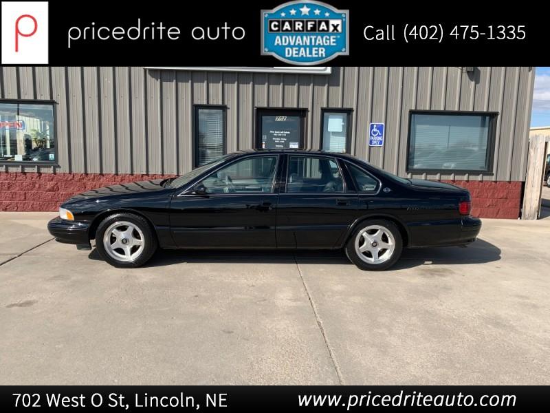 Used 1996 Chevrolet Impala SS