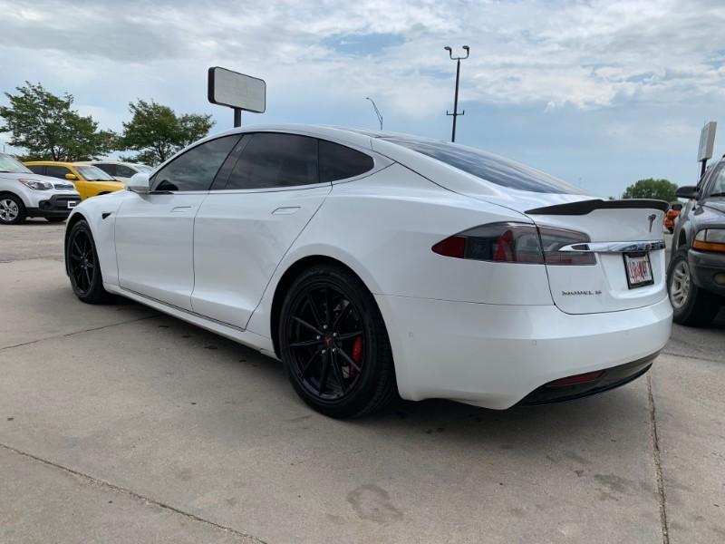 2018 Tesla Model S P100D Ludicrous Pkg,Power Sunroof