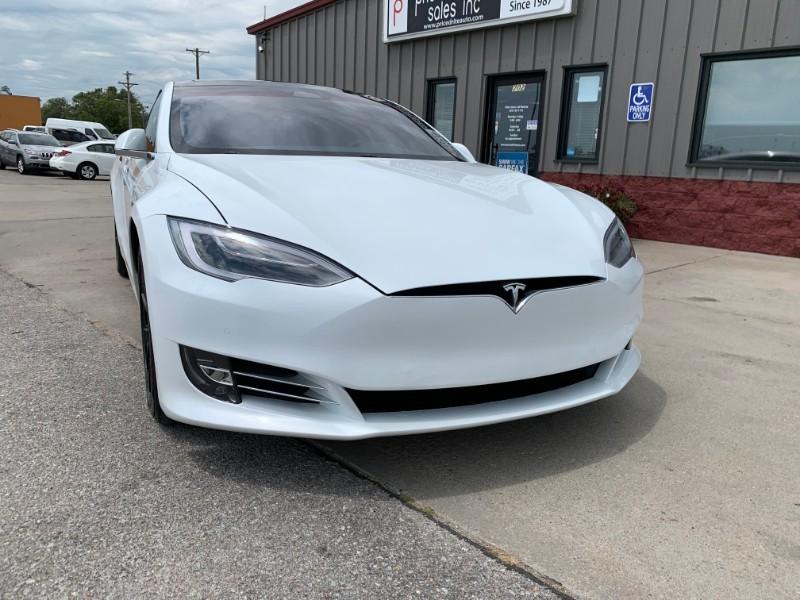2018 Tesla Model S P100D Ludicrous Pkg,Power Sunroof,Enhanced