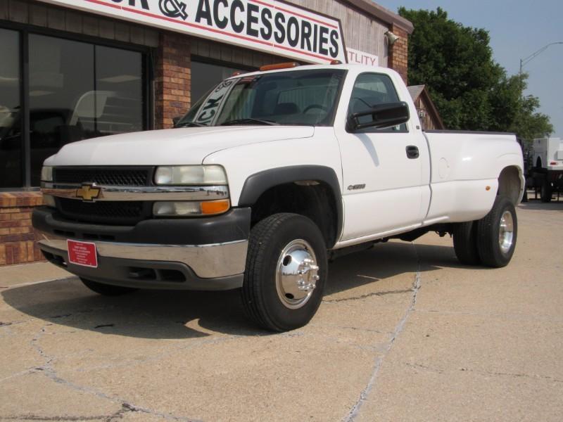 Used 2001 Chevrolet Silverado 3500