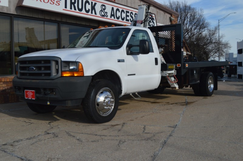 Used 2001 Ford Super Duty F-550 XL