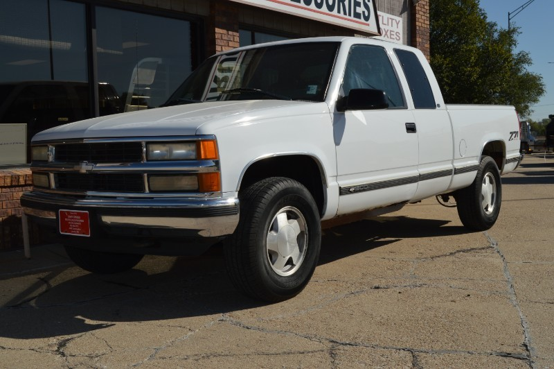 Used 1999 Chevrolet C/K 1500