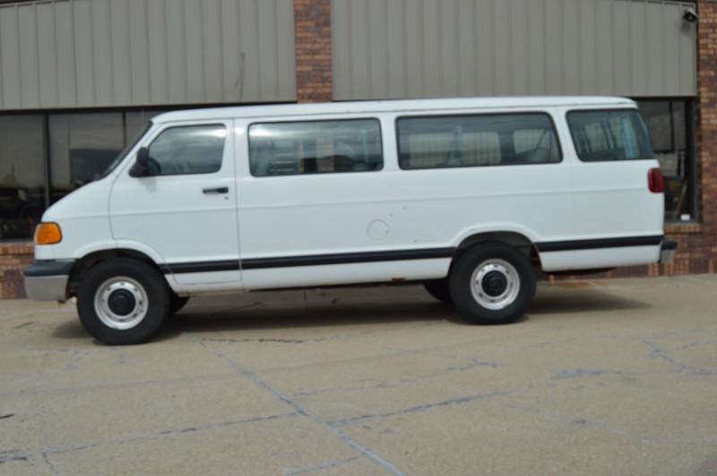 Used 1998 Dodge Ram Wagon
