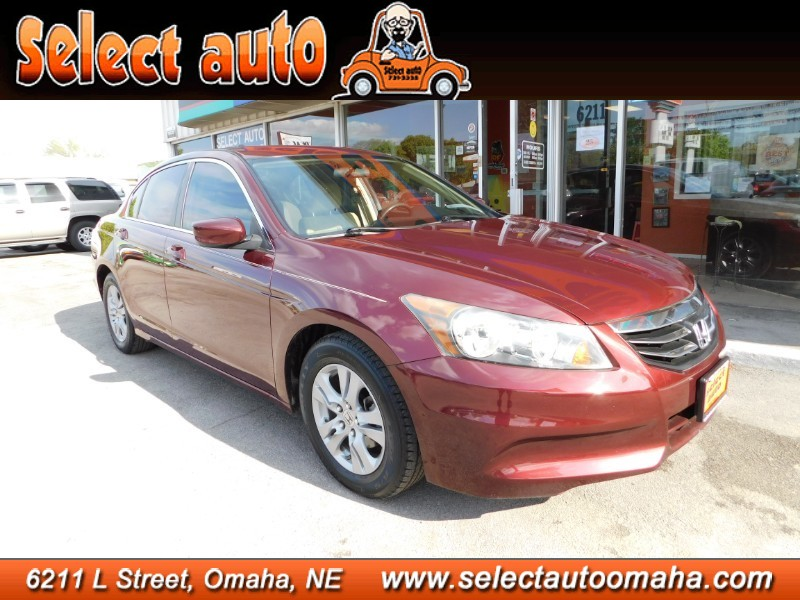 Used 2011 Honda Accord Sdn LX-P