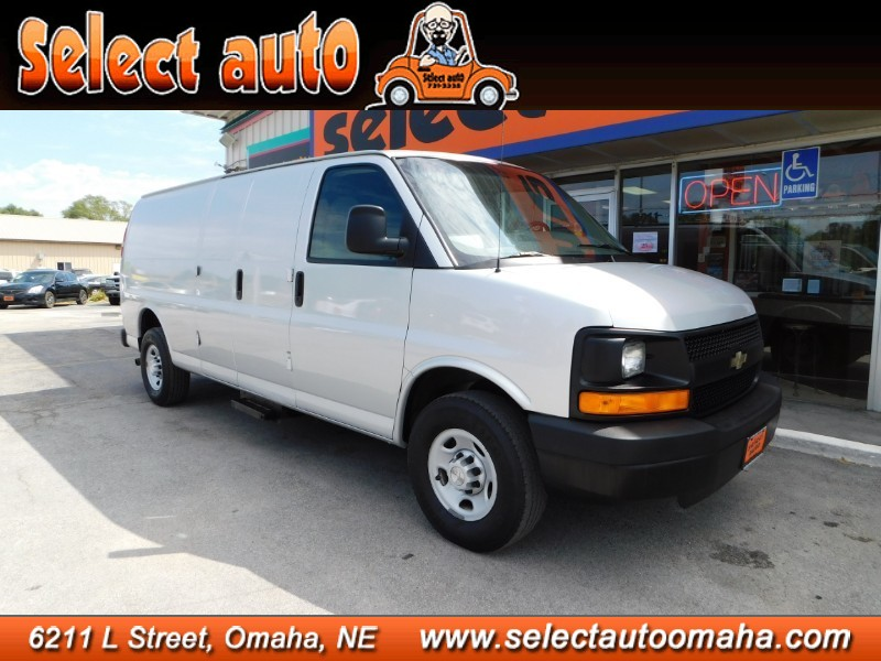 Used 2008 Chevrolet Express Cargo Van