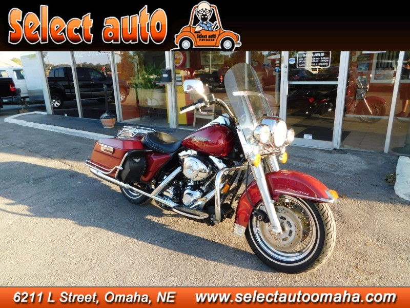 Used 1999 Harley Road King Classic