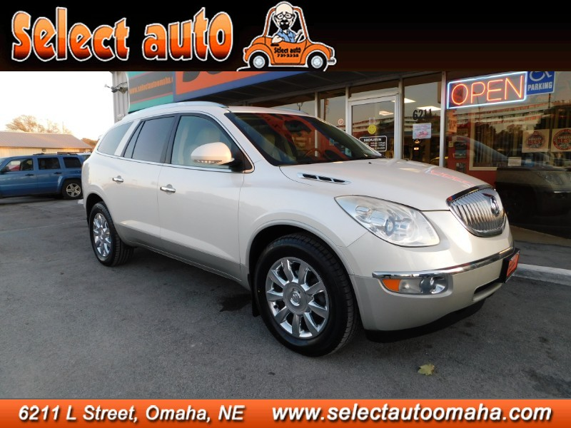Used 2011 Buick Enclave CXL-2