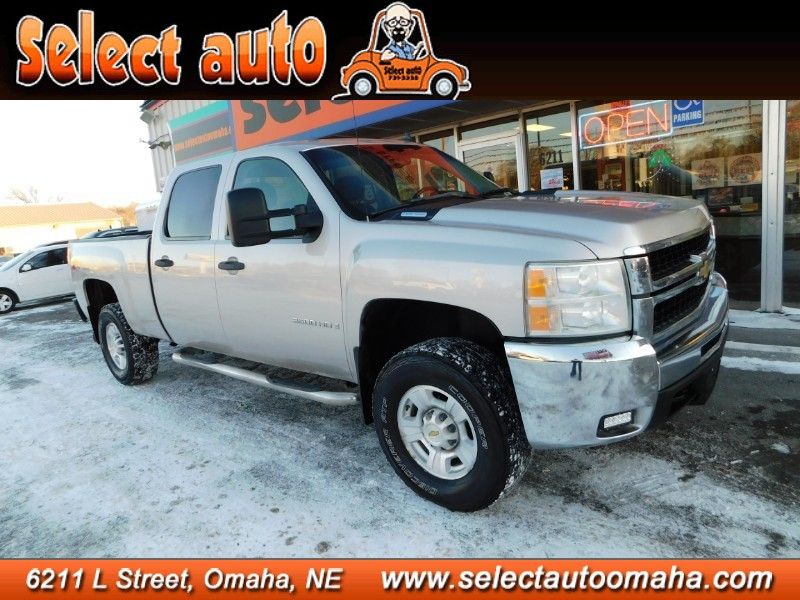 Used 2007 Chevrolet Silverado 2500HD LT w/2LT