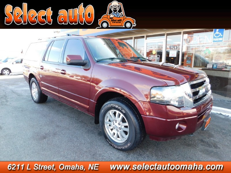 Used 2012 Ford Expedition EL Limited