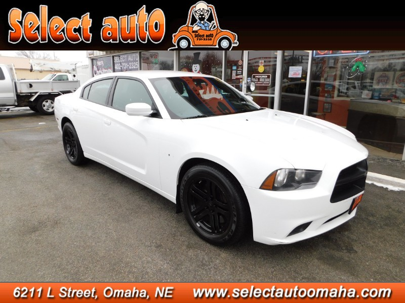 Used 2014 Dodge Charger Police