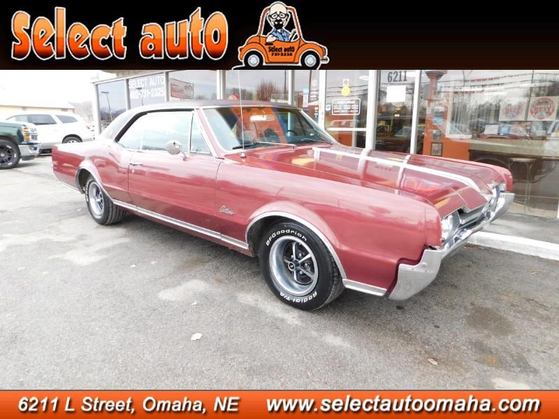 Used 1967 Oldsmobile Cutlass Supreme