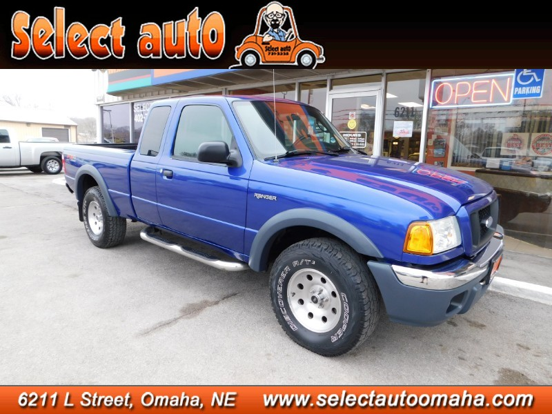 Used 2005 Ford Ranger FX4 Off-Rd