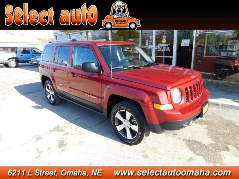 Used 2016 Jeep Patriot High Altitude Edition