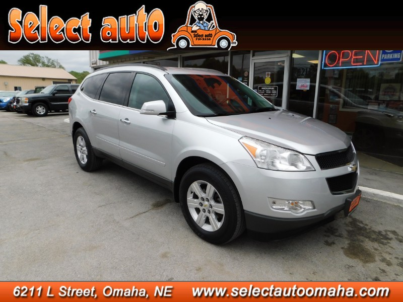 Used 2012 Chevrolet Traverse LT w/1LT