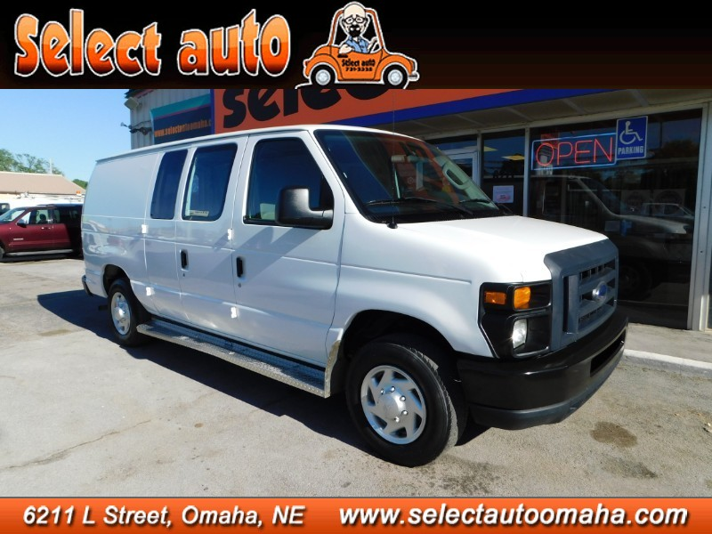 Used 2011 Ford Econoline Cargo Van Commercial