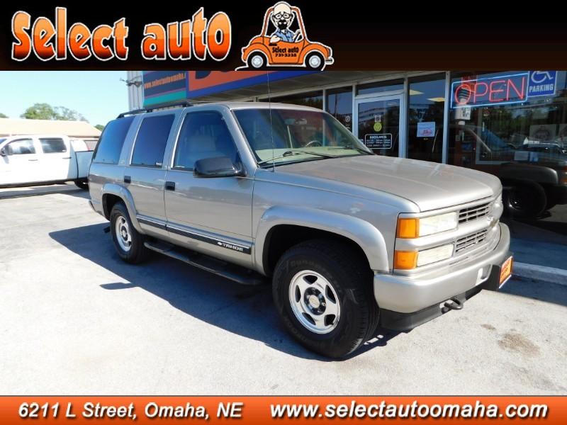 Used 2000 Chevrolet Tahoe Z71
