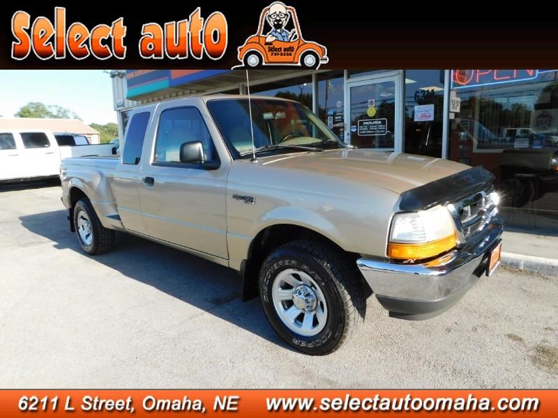 Used 2000 Ford Ranger XLT