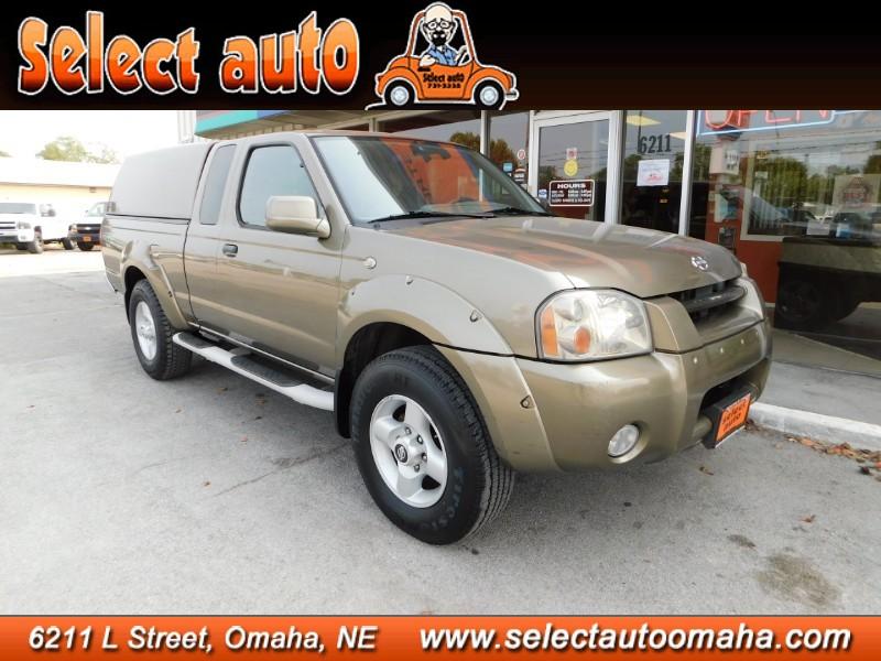 Used 2001 Nissan Frontier 2WD SE Desert Runner