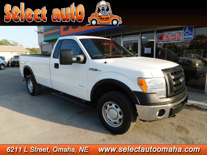 Used 2012 Ford F-150 XL w/HD Payload Pkg