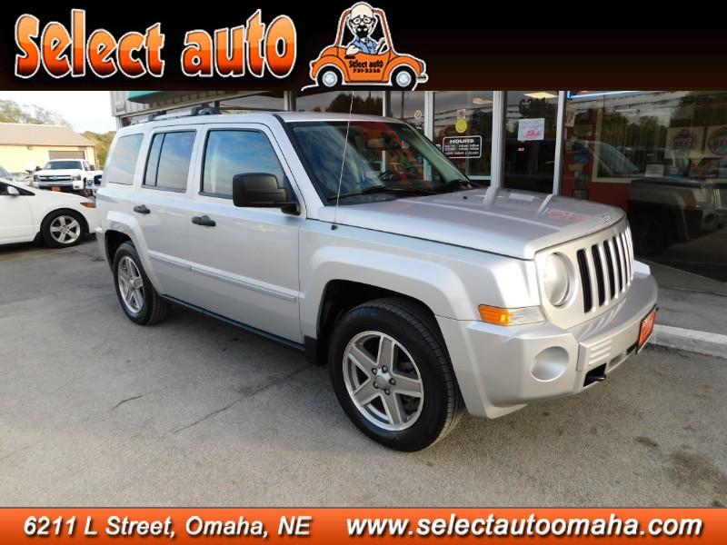 Used 2007 Jeep Patriot Limited