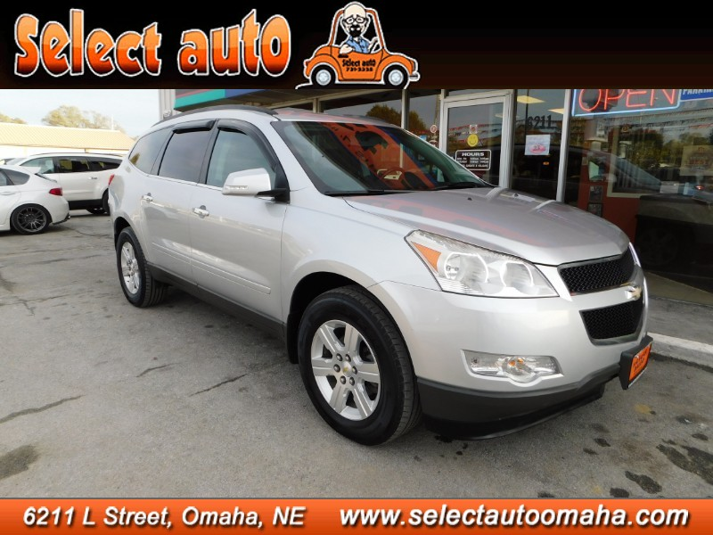 Used 2012 Chevrolet Traverse LT w/2LT