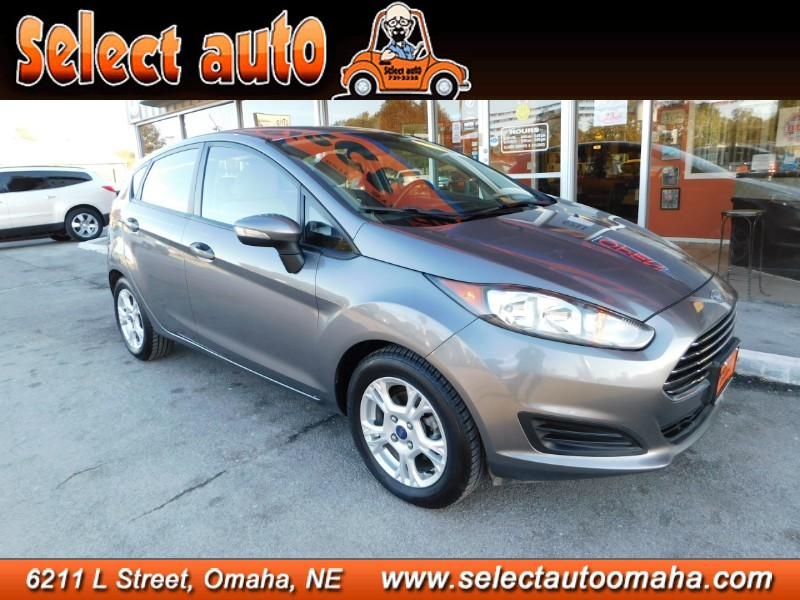 Used 2014 Ford Fiesta SE