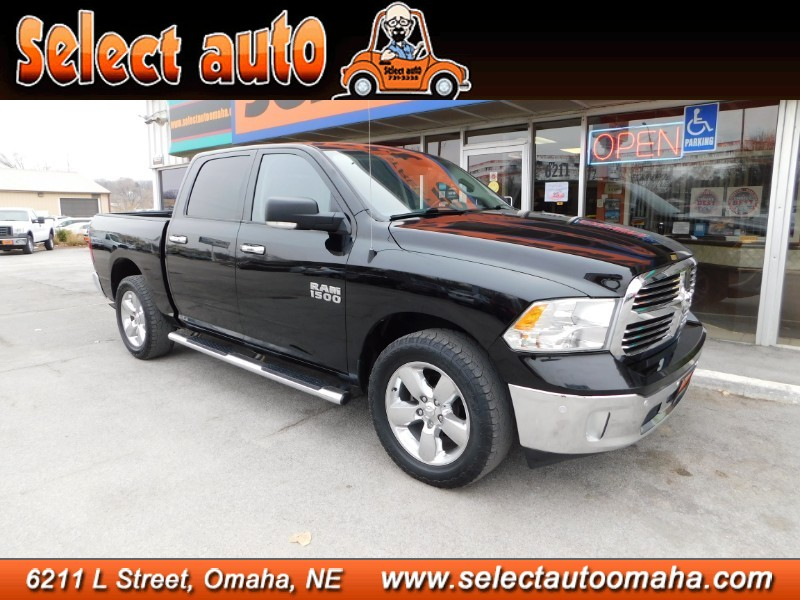Used 2014 Ram 1500 Big Horn